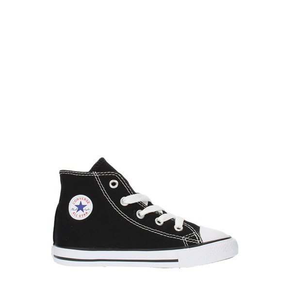 Converse Shoes unisex boy SNEAKERS Black 7J231C