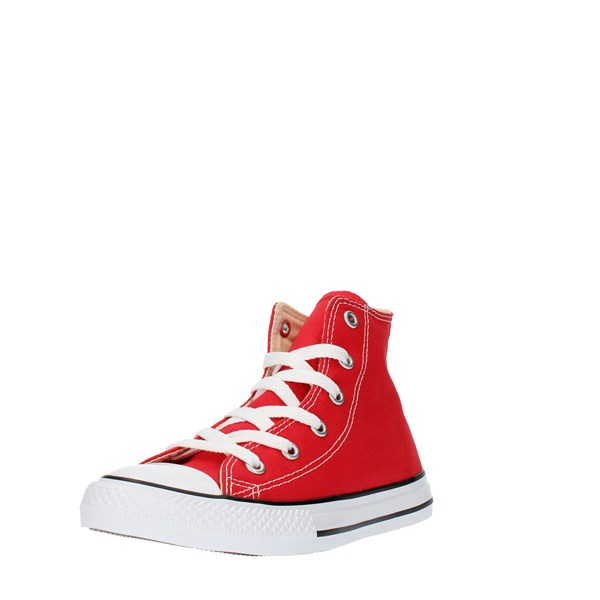 Converse Shoes unisex boy SNEAKERS Red 3J232C