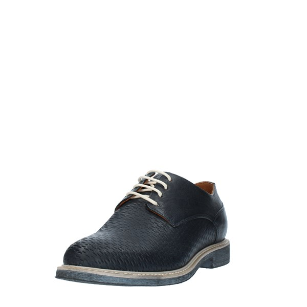 Igi&co Shoes Man LACE Blue 3100111